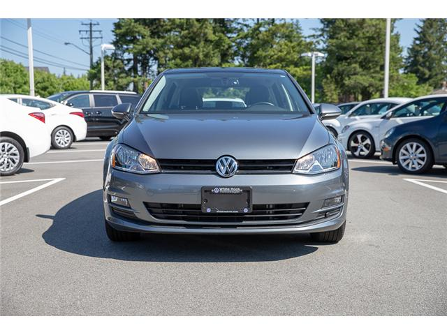 2015 Volkswagen Golf 2.0 TDI Comfortline (Stk: VW0870) in Vancouver - Image 2 of 29