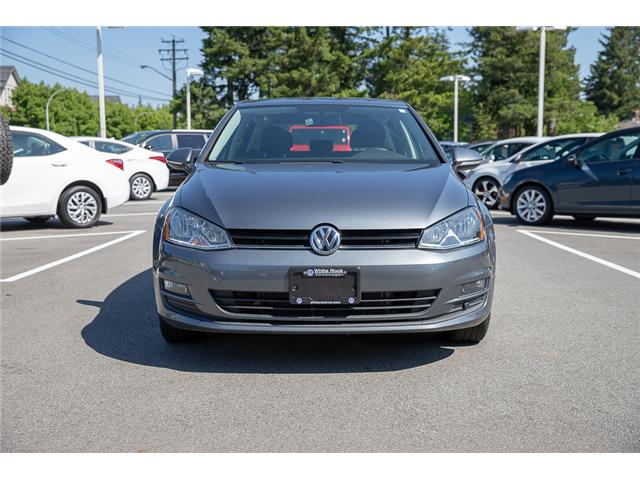 2015 Volkswagen Golf 2.0 TDI Trendline (Stk: VW0872) in Vancouver - Image 2 of 27