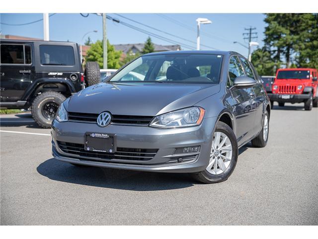 2015 Volkswagen Golf 2.0 TDI Trendline (Stk: VW0872) in Vancouver - Image 3 of 27