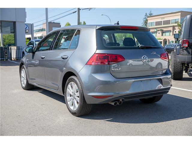 2015 Volkswagen Golf 2.0 TDI Comfortline (Stk: VW0870) in Vancouver - Image 5 of 29