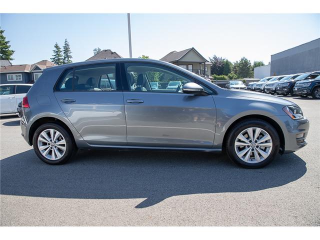 2015 Volkswagen Golf 2.0 TDI Comfortline (Stk: VW0870) in Vancouver - Image 8 of 29