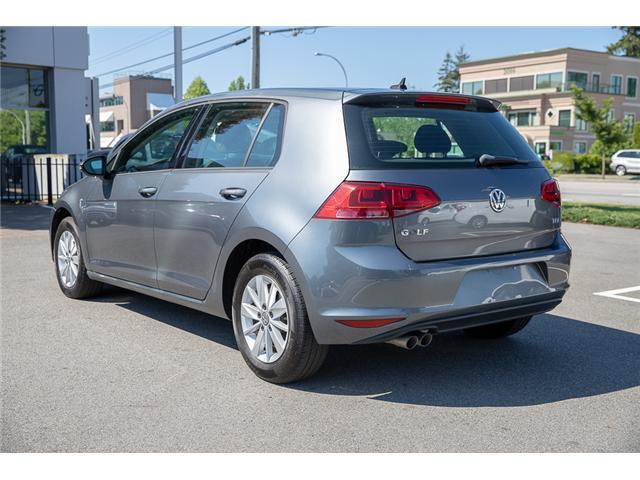 2015 Volkswagen Golf 2.0 TDI Trendline (Stk: VW0872) in Vancouver - Image 5 of 27