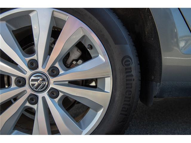 2015 Volkswagen Golf 2.0 TDI Comfortline (Stk: VW0870) in Vancouver - Image 9 of 29