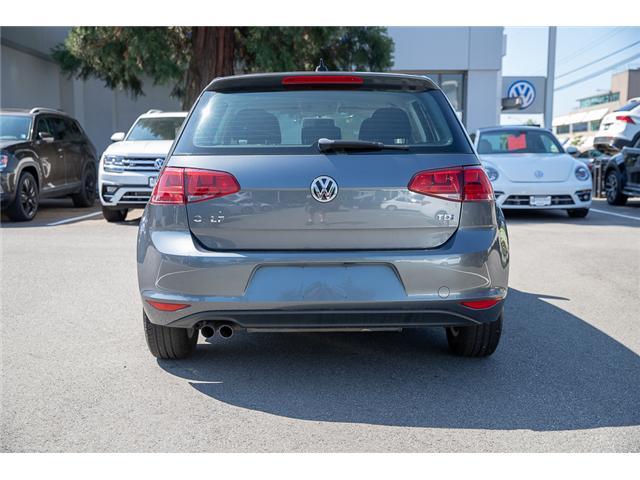 2015 Volkswagen Golf 2.0 TDI Trendline (Stk: VW0872) in Vancouver - Image 6 of 27