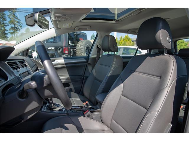 2015 Volkswagen Golf 2.0 TDI Comfortline (Stk: VW0870) in Vancouver - Image 11 of 29