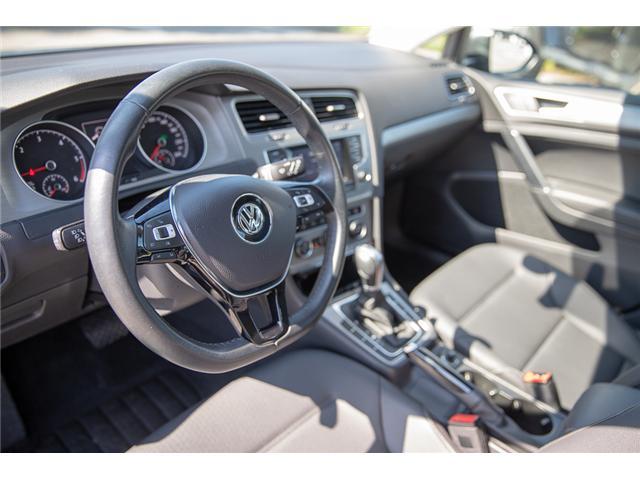 2015 Volkswagen Golf 2.0 TDI Comfortline (Stk: VW0870) in Vancouver - Image 12 of 29