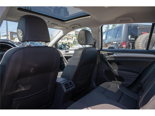 2015 Volkswagen Golf 2.0 TDI Comfortline (Stk: VW0870) in Vancouver - Image 13 of 29