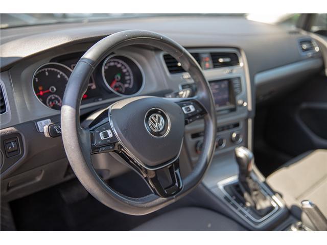 2015 Volkswagen Golf 2.0 TDI Trendline (Stk: VW0872) in Vancouver - Image 12 of 27