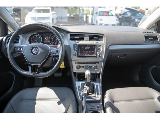 2015 Volkswagen Golf 2.0 TDI Comfortline (Stk: VW0870) in Vancouver - Image 15 of 29