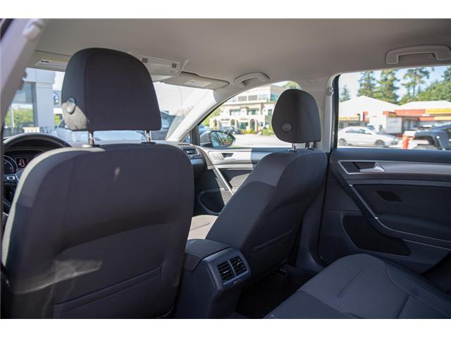 2015 Volkswagen Golf 2.0 TDI Trendline (Stk: VW0872) in Vancouver - Image 13 of 27