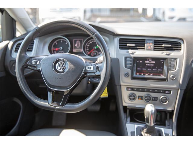 2015 Volkswagen Golf 2.0 TDI Comfortline (Stk: VW0870) in Vancouver - Image 16 of 29