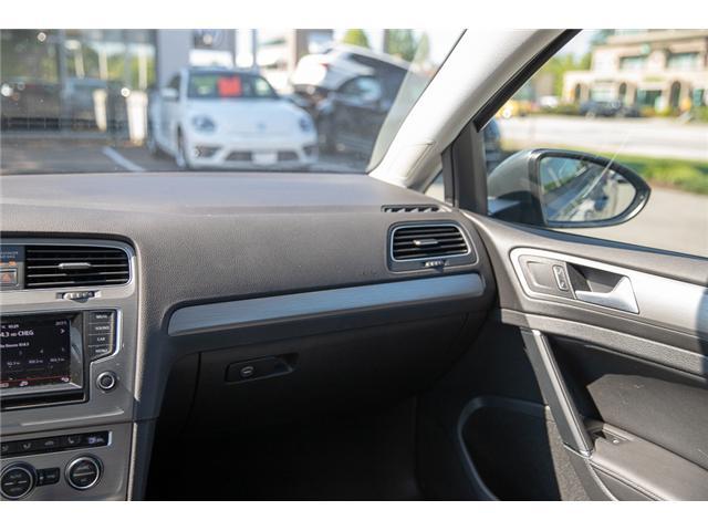 2015 Volkswagen Golf 2.0 TDI Comfortline (Stk: VW0870) in Vancouver - Image 17 of 29