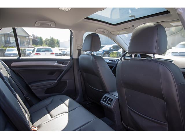 2015 Volkswagen Golf 2.0 TDI Comfortline (Stk: VW0870) in Vancouver - Image 18 of 29