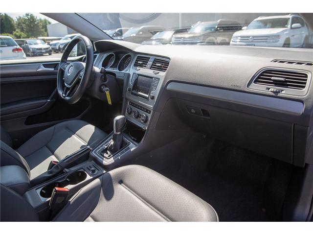 2015 Volkswagen Golf 2.0 TDI Comfortline (Stk: VW0870) in Vancouver - Image 19 of 29