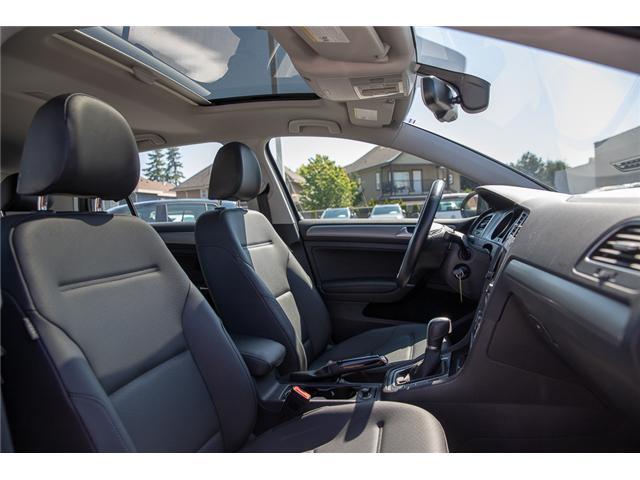 2015 Volkswagen Golf 2.0 TDI Comfortline (Stk: VW0870) in Vancouver - Image 20 of 29