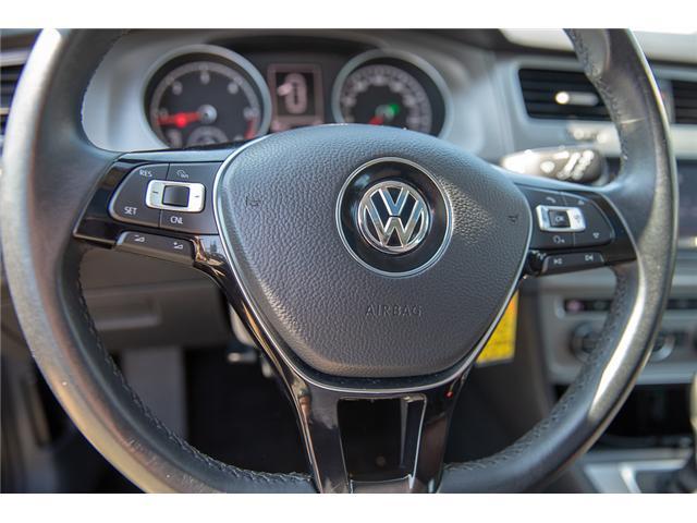2015 Volkswagen Golf 2.0 TDI Comfortline (Stk: VW0870) in Vancouver - Image 22 of 29
