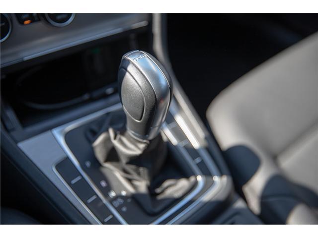 2015 Volkswagen Golf 2.0 TDI Comfortline (Stk: VW0870) in Vancouver - Image 27 of 29