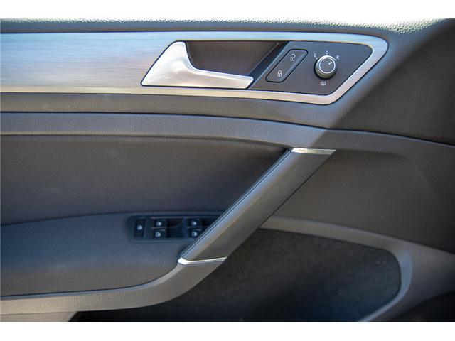2015 Volkswagen Golf 2.0 TDI Trendline (Stk: VW0872) in Vancouver - Image 21 of 27