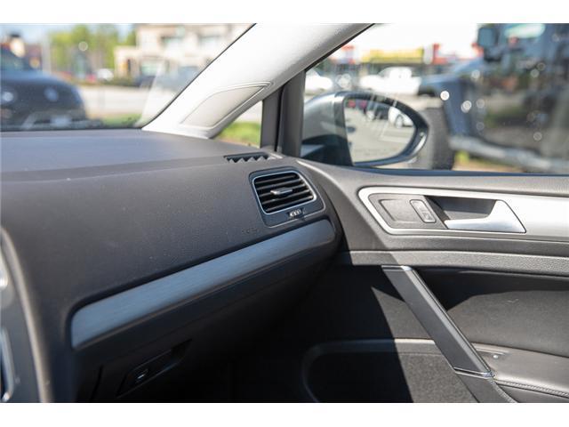 2015 Volkswagen Golf 2.0 TDI Comfortline (Stk: VW0870) in Vancouver - Image 28 of 29