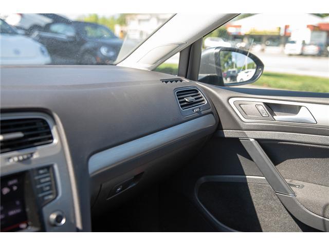 2015 Volkswagen Golf 2.0 TDI Trendline (Stk: VW0872) in Vancouver - Image 26 of 27