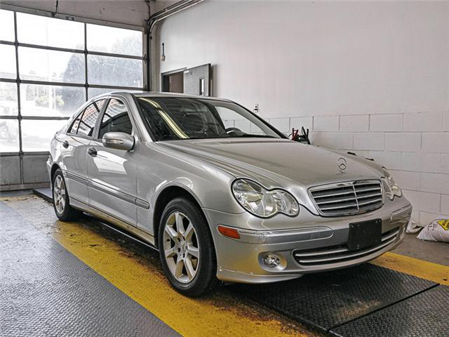 2005 Mercedes-Benz C-Class  (Stk: G598061) in Burnaby - Image 2 of 21