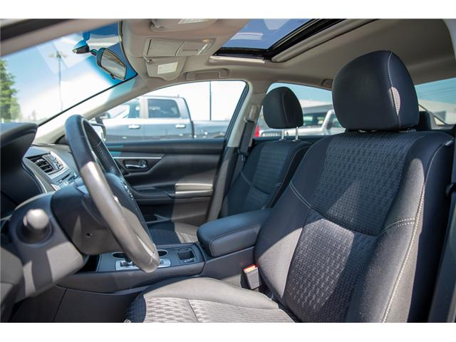 2016 Nissan Altima 2.5 (Stk: EE902760A) in Surrey - Image 9 of 27