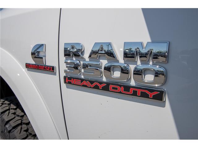 2018 RAM 3500 22H Laramie (Stk: EE909100) in Surrey - Image 9 of 26