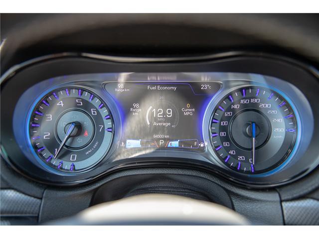 2015 Chrysler 300 S (Stk: EE909110) in Surrey - Image 16 of 24