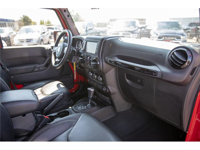 2015 Jeep Wrangler Unlimited Sahara (Stk: K602678A) in Surrey - Image 19 of 28