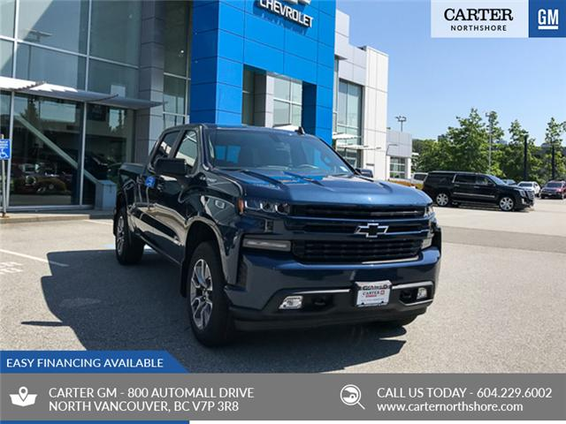 2019 Chevrolet Silverado 1500 RST (Stk: 9L18500) in North Vancouver - Image 1 of 13