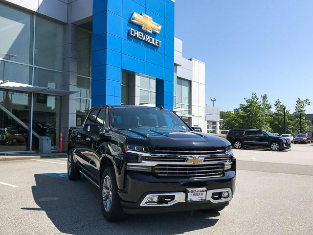 2019 Chevrolet Silverado 1500 High Country (Stk: 9L47180) in North Vancouver - Image 2 of 13
