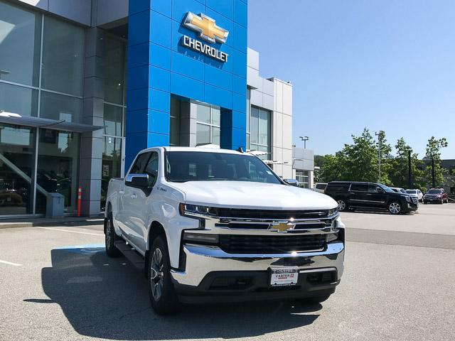 2019 Chevrolet Silverado 1500 LT (Stk: 9L39370) in North Vancouver - Image 2 of 13