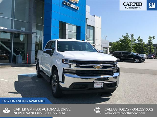 2019 Chevrolet Silverado 1500 LT (Stk: 9L39370) in North Vancouver - Image 1 of 13