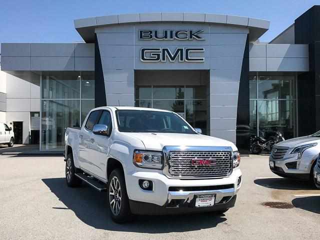 2019 GMC Canyon Denali (Stk: 9CN6168T) in North Vancouver - Image 2 of 13