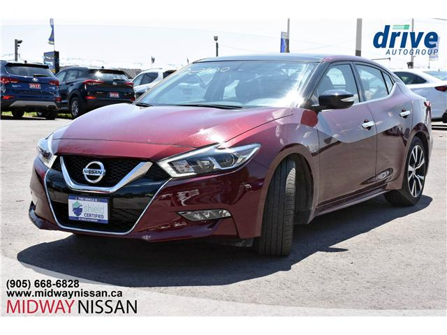 2018 Nissan Maxima SL (Stk: U1685) in Whitby - Image 5 of 30