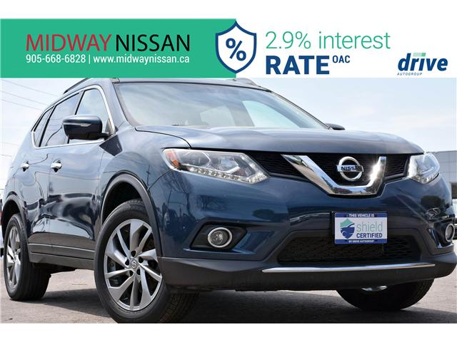 2015 Nissan Rogue SL (Stk: KW329698A) in Whitby - Image 1 of 34