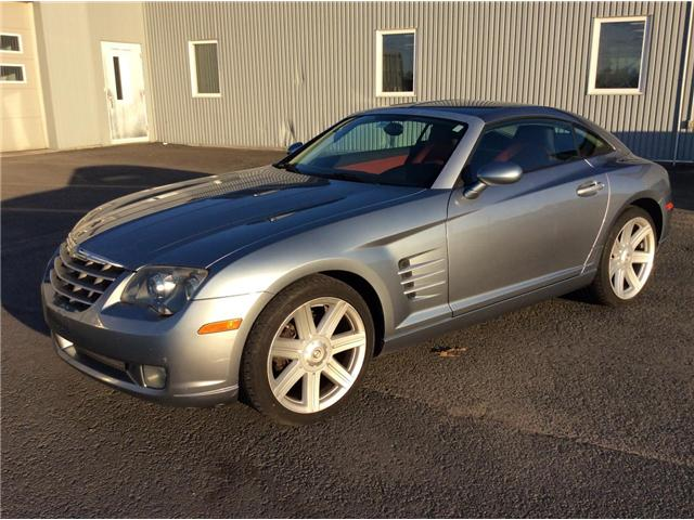 2004 Chrysler Crossfire Base (Stk: U674) in Montmagny - Image 1 of 18
