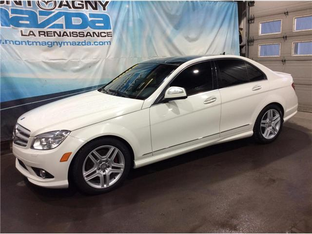 2008 Mercedes-Benz C-Class Base (Stk: U616) in Montmagny - Image 1 of 23