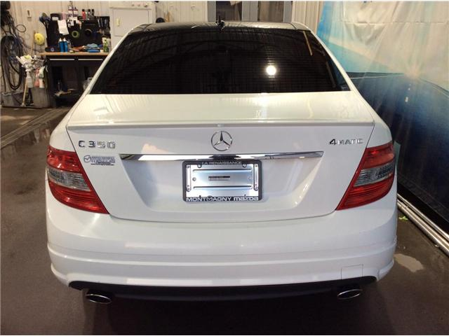 2008 Mercedes-Benz C-Class Base (Stk: U616) in Montmagny - Image 4 of 23