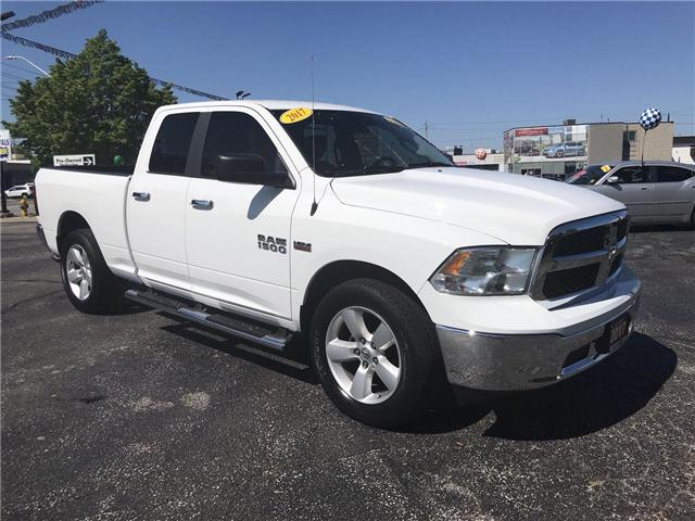 2017 RAM 1500 SLT (Stk: 44795) in Windsor - Image 1 of 12