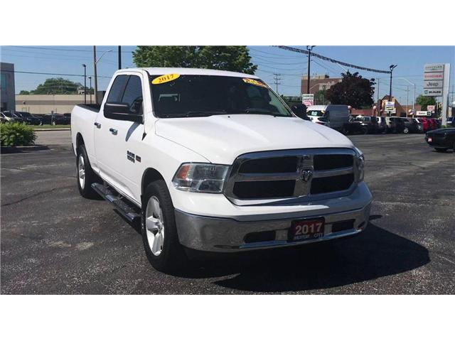 2017 RAM 1500 SLT (Stk: 44795) in Windsor - Image 2 of 12