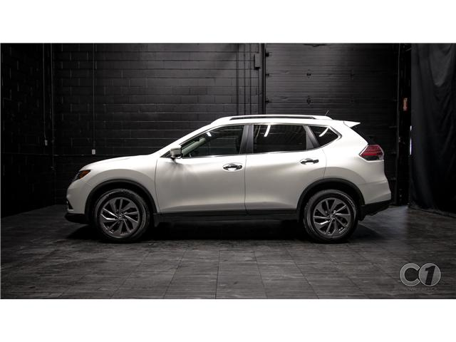 2015 Nissan Rogue SL (Stk: CT19-144) in Kingston - Image 1 of 31
