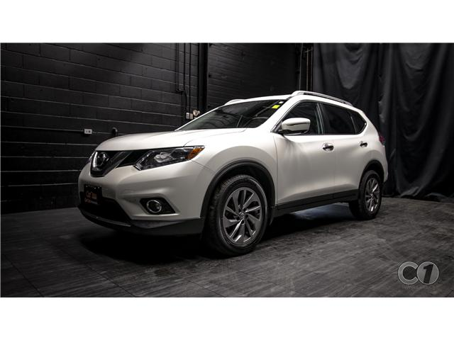 2015 Nissan Rogue SL (Stk: CT19-144) in Kingston - Image 2 of 31
