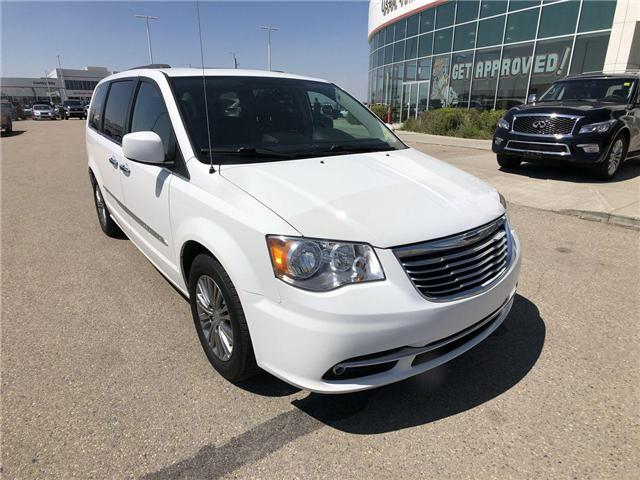 2014 Chrysler Town & Country  (Stk: 2802058A) in Calgary - Image 1 of 19