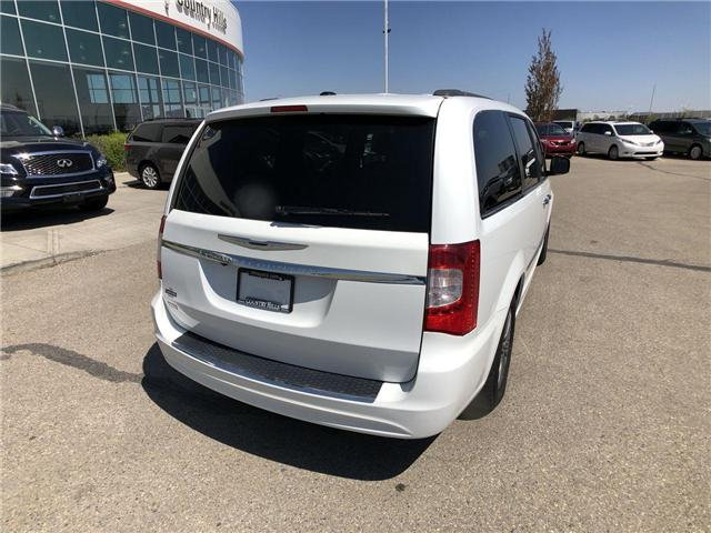 2014 Chrysler Town & Country  (Stk: 2802058A) in Calgary - Image 6 of 19