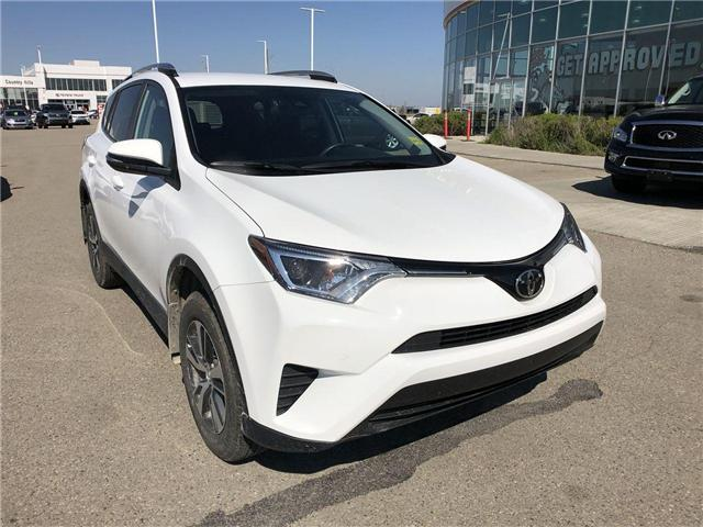 2018 Toyota RAV4  (Stk: 294091) in Calgary - Image 1 of 16