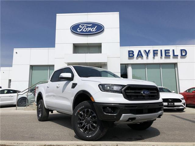 2019 Ford Ranger Lariat (Stk: RG19671) in Barrie - Image 1 of 26