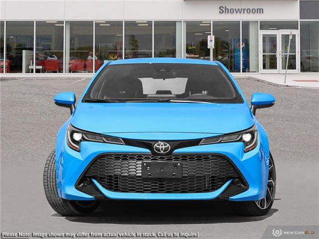 2019 Toyota Corolla Hatchback SE Upgrade Package (Stk: 219640) in London - Image 2 of 24