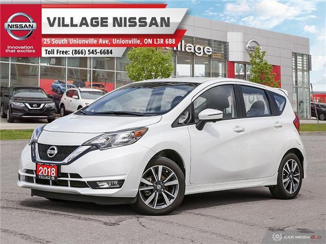 2018 Nissan Versa Note 1.6 SR (Stk: 80024) in Unionville - Image 1 of 27