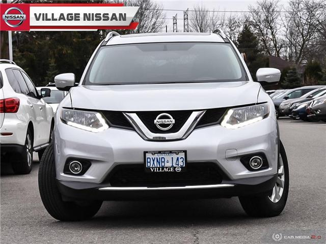 2015 Nissan Rogue SV (Stk: 5586) in Unionville - Image 2 of 27